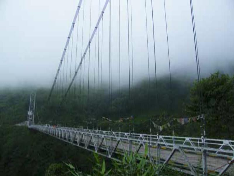 Image result for singshore bridge in pelling