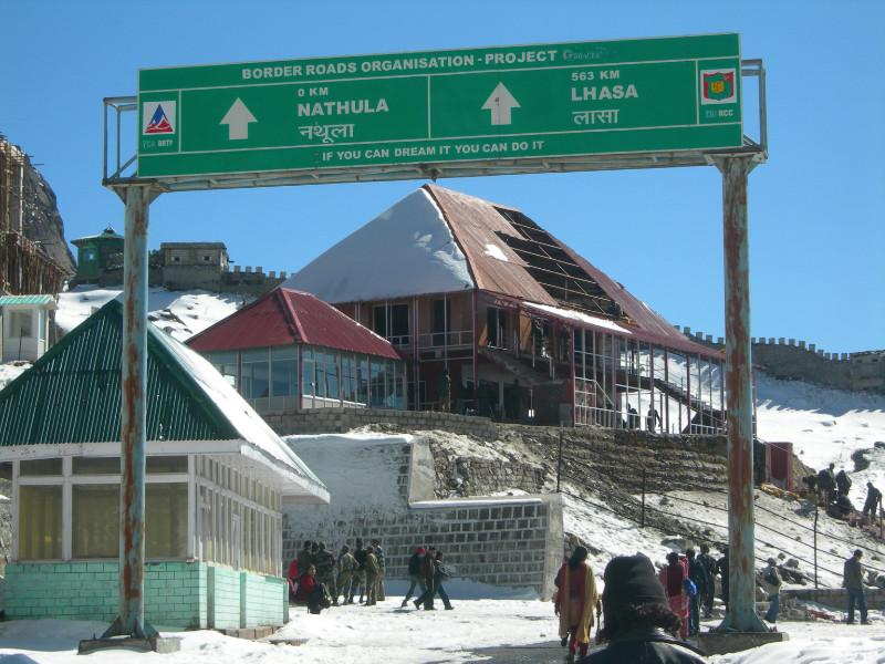 Image result for Nathu La Pass